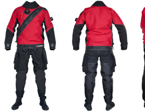 Santi Diving Equipment Mute Stagne – DrySuit