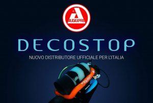 Decostop distributore ufficiale Audaxpro per l'italia