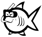 Ugly Fish Logo