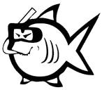 Ugly Fish Logo