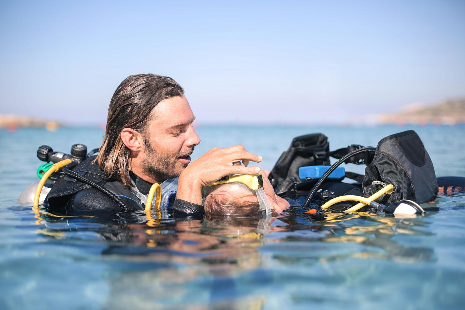Decostop Corso Rescue Diver