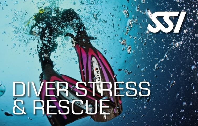DECOSTOP SSI DIVER STRESS & RESCUE