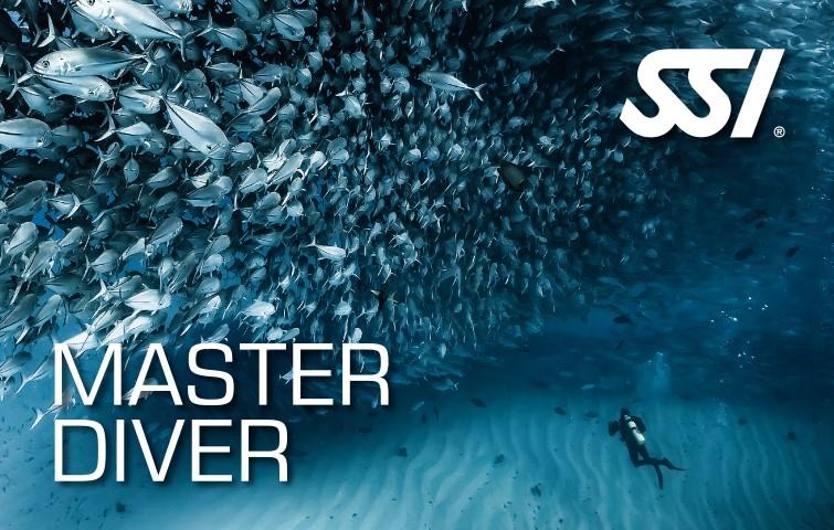 DECOSTOP SSI MASTER DIVER