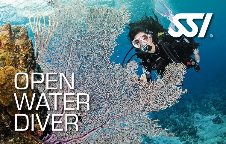 Decostop SSI Try Open Water Diver