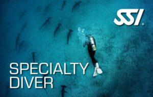 DECOSTOP SSI SPECIALTY DIVER