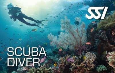 Decostop SSI Scuba Diver