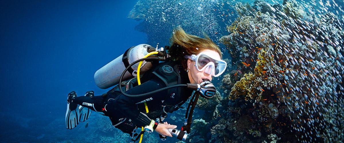Decostop SSI Open Water Diver