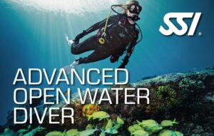 DECOSTOP SSI ADVANCED OPEN WATER DIVER