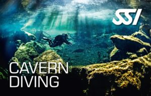 DECOSTOP SSI CAVERN DIVING
