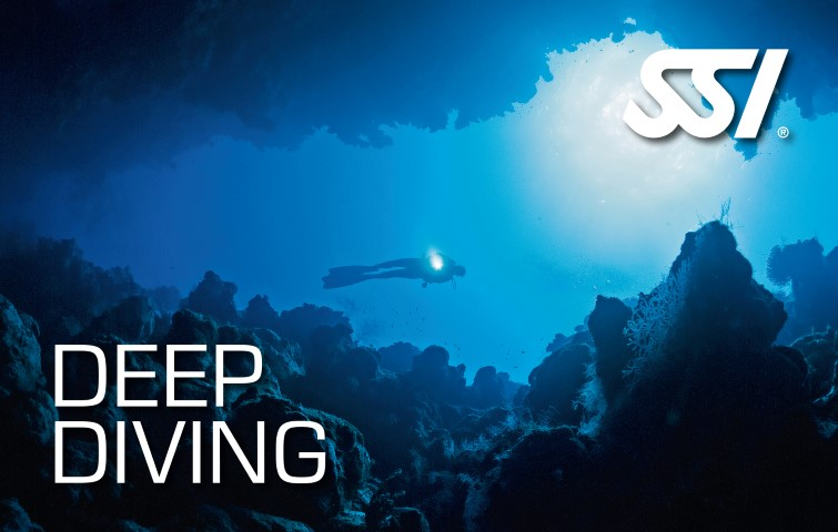 DECOSTOP SSI DEEP DIVING