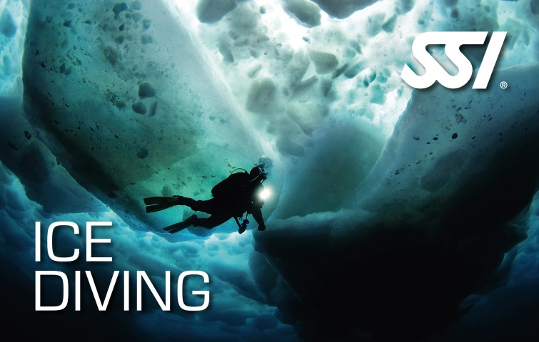 DECOSTOP SSI ICE DIVING
