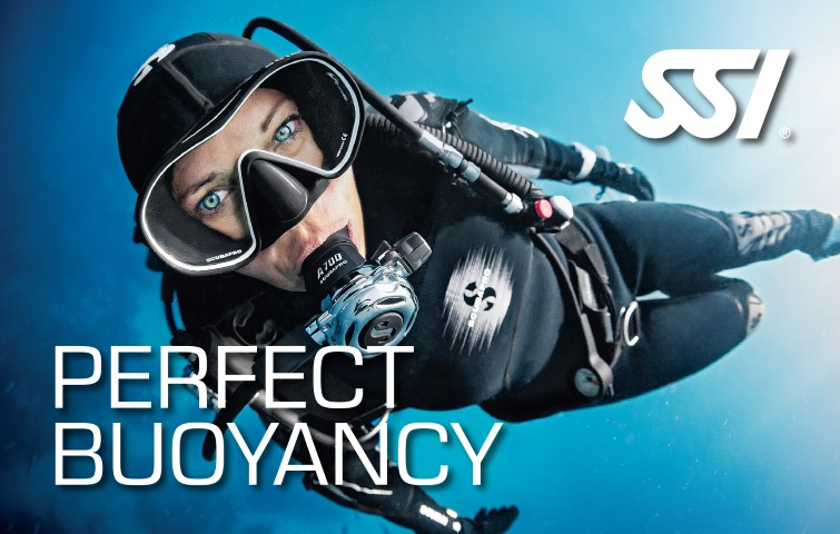 DECOSTOP SSI PERFECT BUOYANCY