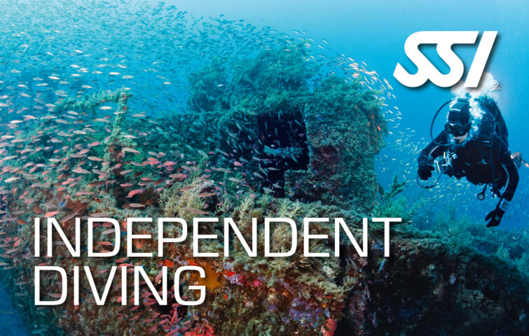 DECOSTOP SSI INDIPENDENT DIVING