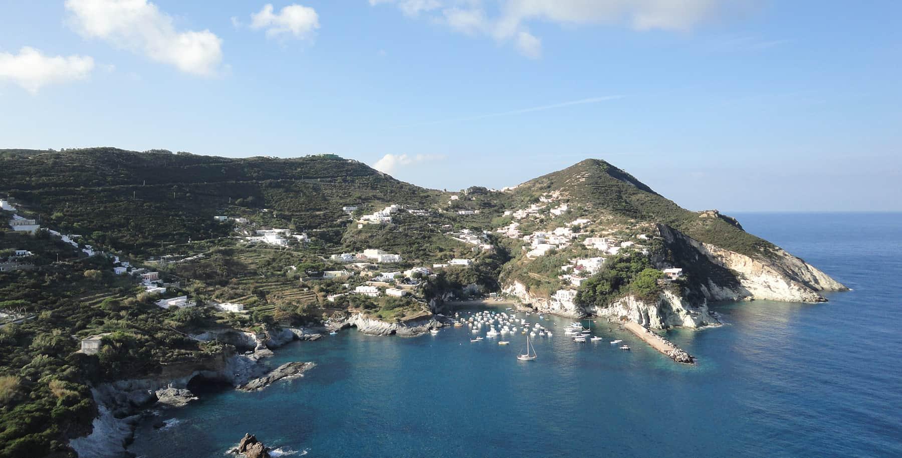 settimana blu isola di Ponza